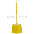 TOILET BRUSH WITH STAND 12PC/BX