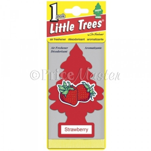 LITTLE TREES C F  24/ 1-PACK STRAWBERRY - Wholesale