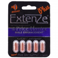 EXTENZE PLUS *5 PILL* MALE 12CT