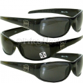 SUNGLASSES CHOPPER STYLES-CH04-12PC/BX HIGH QUALITY