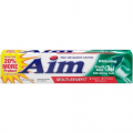 AIM TOOTHPASTE WHITENING MINT GEL 6 OZ