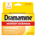 DRAMAMINE 8'S CHEWABLE